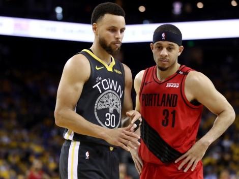 ¿Superan a Stephen Curry? Mirá quien es el mejor triplista de los NBA Playoffs