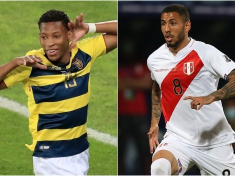 Ecuador vs Peru: confirmed lineups for Matchday 4 of Copa America 2021