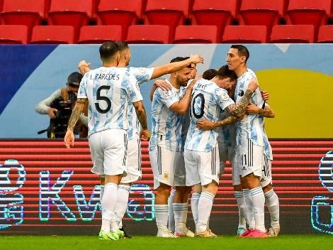 Argentina 1x0 Paraguai: veja o resumo e as estatísticas da partida da Copa América