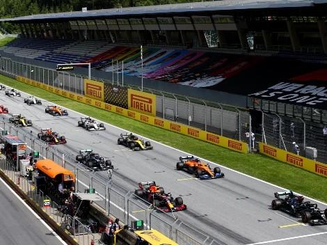 Sigue la Fórmula 1 | VER EN DIRECTO el GP de Estiria 2021: orden de largada y TV para mirar la carrera GRATIS