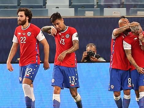 El preocupante parte médico de Chile para enfrentar a Paraguay