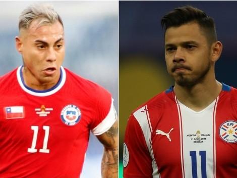 Chile x Paraguai: data, hora e canal para assistir à partida da Copa América