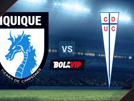 Qué canal transmite Deportes Iquique vs. Universidad Católica por la Copa Chile