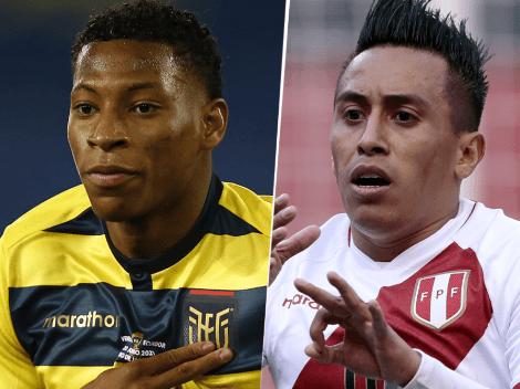 Perú igualó con Ecuador por 2-2, por la Copa América en un gran encuentro