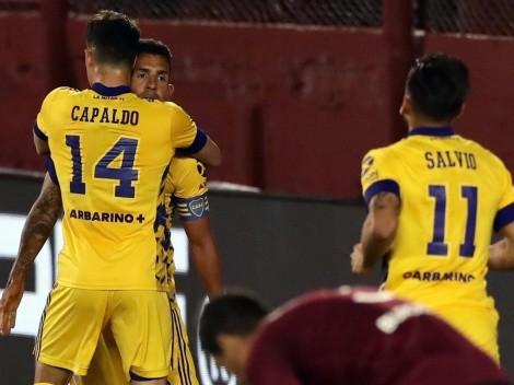 Se hizo oficial: Boca despidió a Nicolás Capaldo