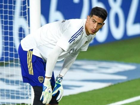 ¿Esteban Andrada vuelve a Argentina por una traba de Boca Juniors?