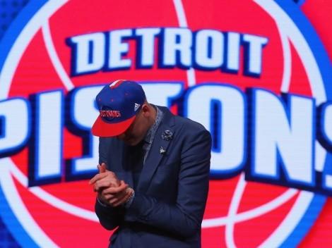 Definido el orden del Draft 2021: Detroit Pistons escogerá de primero