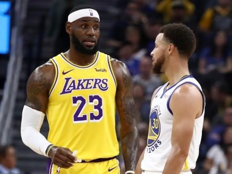 """Dueño de los Warriors sobre una posible unión de LeBron con Curry: """"No creo que vaya a pasar"""""""