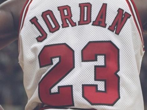 El equipo que no tuvo a Michael Jordan ni un solo minuto y retiró su número 23