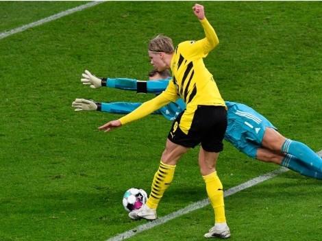 Lewandowski cambia el futuro de Haaland
