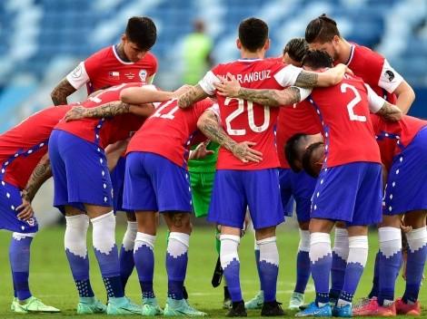 Los 5 jugadores de Chile con riesgo de perderse los cuartos de final