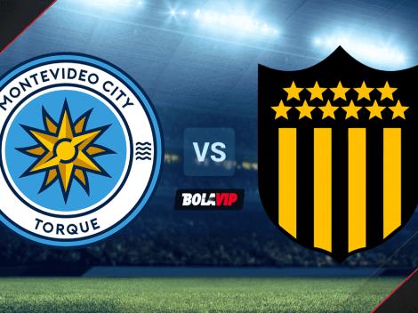 Montevideo City Torque vs. Peñarol: en qué canal ver EN VIVO el partido