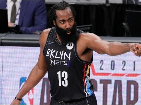 James Harden y todo el dinero acumulado en su carrera NBA ¡La Barba se las trae!