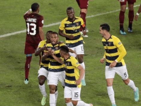 Baja de última hora: Ecuador pierde a su figura máxima para enfrentar a la Selección Peruana