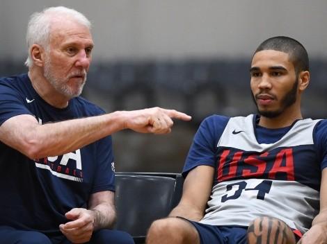 Último jugador NBA confirmado: Así será la nómina definitiva de USA para los Juegos Olímpicos Tokio 2020