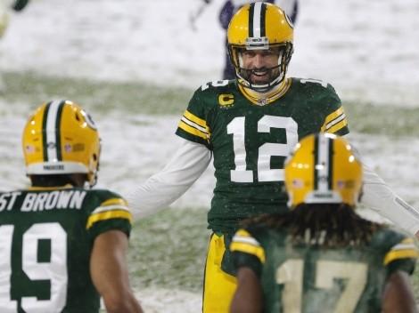 Jugadores de los Green Bay Packers enfocados pese a la ausencia de Aaron Rodgers
