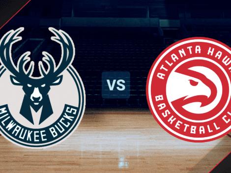 JUEGO 5 | VER Milwaukee Bucks vs. Atlanta Hawks EN VIVO ONLINE por los NBA Play-Offs | Final Conferencia Este
