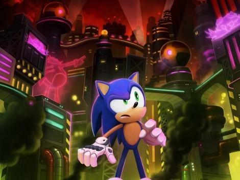 Sonic Prime: se filtra arte conceptual de la serie de Netflix