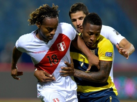 Ecuador and Peru draw 2-2: Highlights and goals