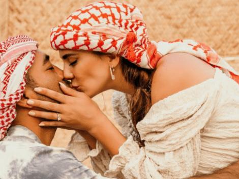 Marco Fabián dio un paso especial con su pareja en Dubai