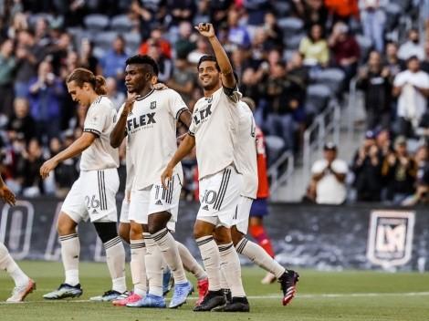 Carlos Vela rompe la maldición: Los Angeles FC vence al FC Dallas