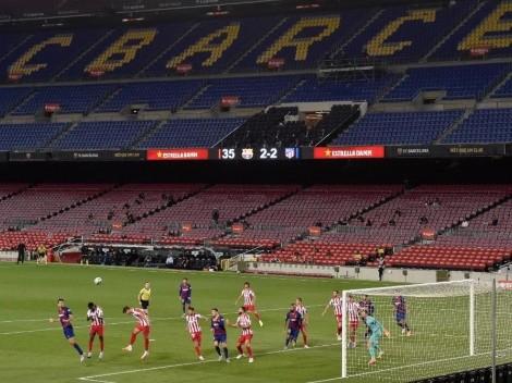¿Cuánto porcentaje del público podrá ingresar a los estadios de las grandes ligas europeas?