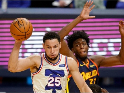 NBA Rumors: This is how the Warriors could trade for Ben Simmons