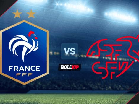 Cuándo juegan Francia vs. Suiza por los octavos de final de la Eurocopa