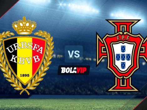 HOY   Bélgica vs. Portugal: Fecha, hora y canal de TV para ver el partido por los octavos de final de la Eurocopa