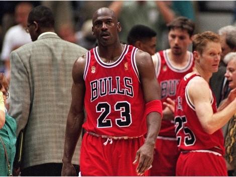 Michael Jordan y todo el dinero que ganó como jugador de Chicago Bulls