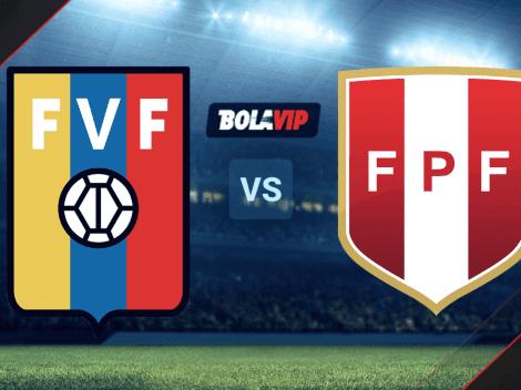 VER AHORA   Venezuela vs. Perú por Copa América EN VIVO y EN DIRECTO   Fecha 5 del Grupo B