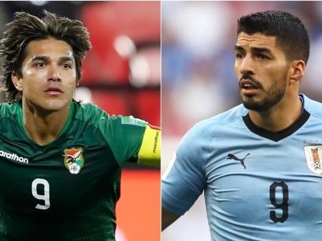 Uruguai vence a Bolívia por 2 a 0 e se classifica às quartas de final da Copa América