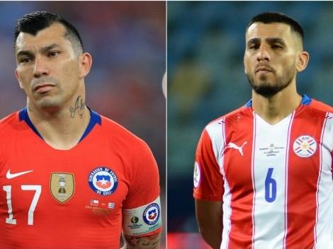 O Paraguai vence o Chile por 2 a 0 pelo Grupo A da Copa América