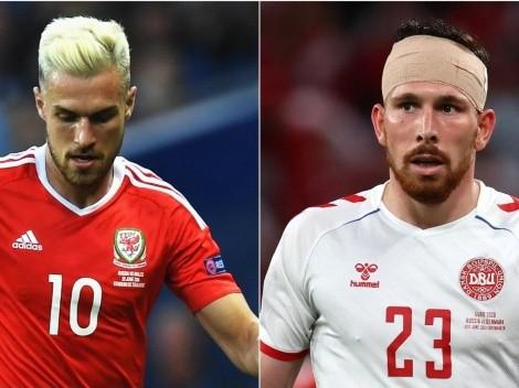 País de Gales x Dinamarca: saiba onde assistir ao vivo à partida das oitavas de final da Eurocopa