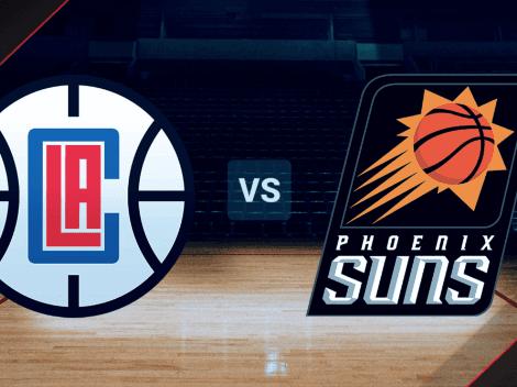 Juego 3   VER HOY   Los Angeles Clippers vs. Phoenix Suns EN VIVO por los Play-Offs   Final Conferencia Oeste