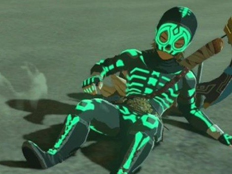 Rumor: una armadura de Link en Zelda: Breath of the Wild estaría inspirada en La Parka