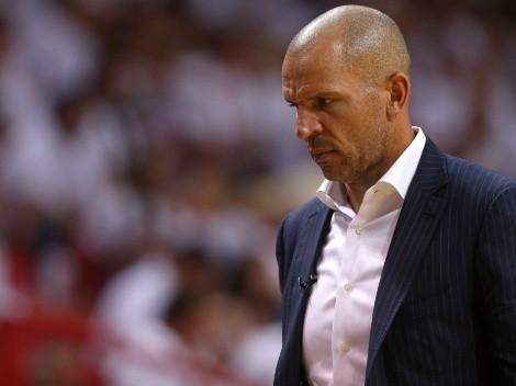 Jason Kidd sería el principal candidato para el puesto de entrenador de los Mavericks