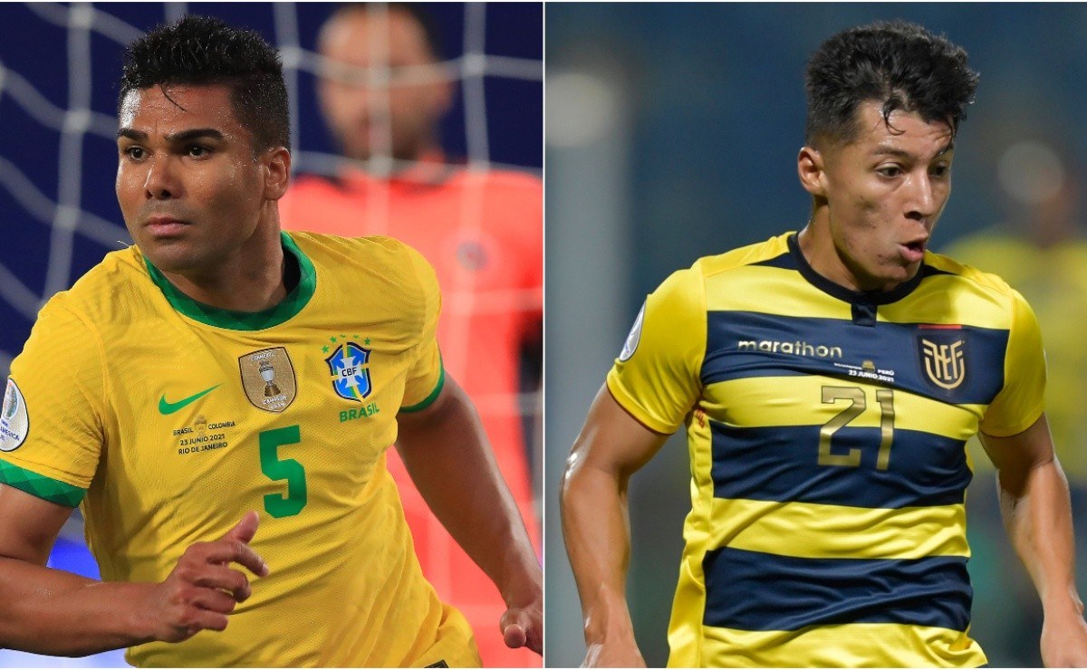 Brazil vs Ecuador: Date, Time and TV Channel in the US for Copa America 2021