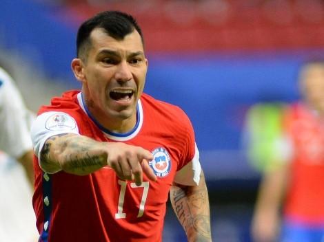 Chile se preocupa por la lesión muscular de Gary Medel