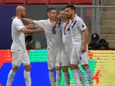 Paraguay barrió a Chile y se metió en cuartos de final