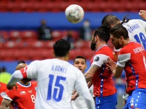 Lasarte pierde su invicto: Chile cae ante Paraguay por la Copa América 2021