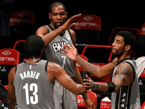 Brooklyn Nets escucharía ofertas por una de sus estrellas del 'Big-3'