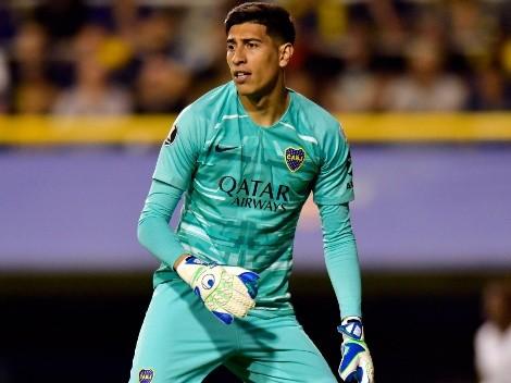 Rayados rechazó a dos porteros internacionales para fichar al de Boca Juniors