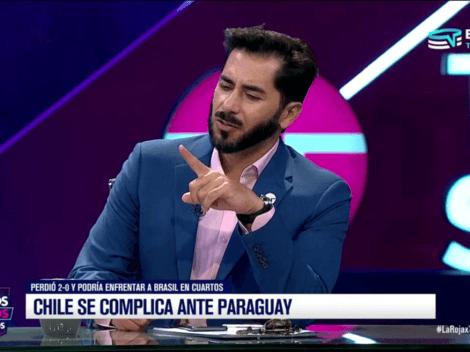 Johnny Herrera analizó la derrota de La Roja ante Paraguay por Copa América