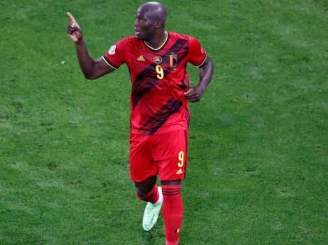 Otro más a la lista: Romelu Lukaku quiere jugar en la MLS