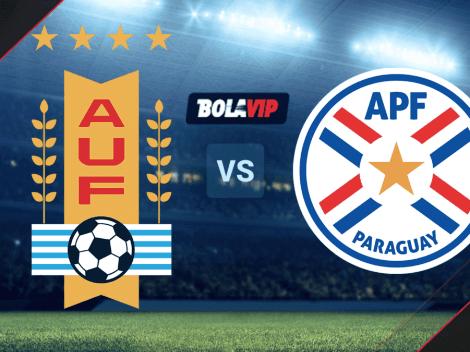 Uruguay vs. Paraguay: ver partido EN VIVO por la Copa América: hora y canal de TV