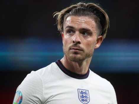 Report: England international Jack Grealish wanted by three Premier League giants