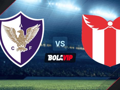 Qué canal transmite Fénix vs. River Plate por el Campeonato Uruguayo