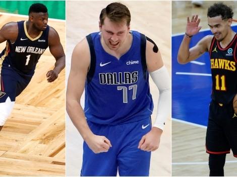 Las tres figuras jóvenes de NBA que firmarán contrato máximo la próxima temporada