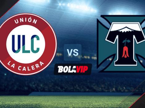 Qué canal transmite Unión La Calera vs. Deportes Temuco por la Copa Chile